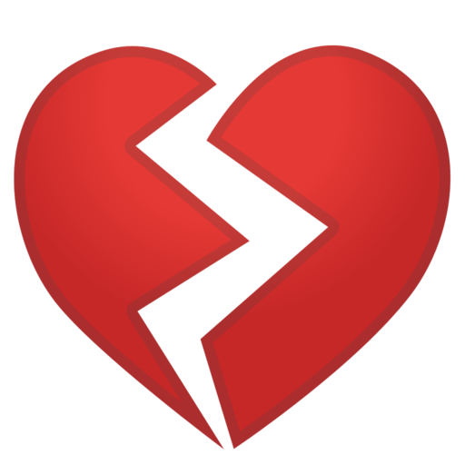 Broken Heart Emoji Png Images In Collection