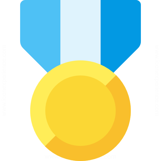 Iconexperience G Collection Medal Icon