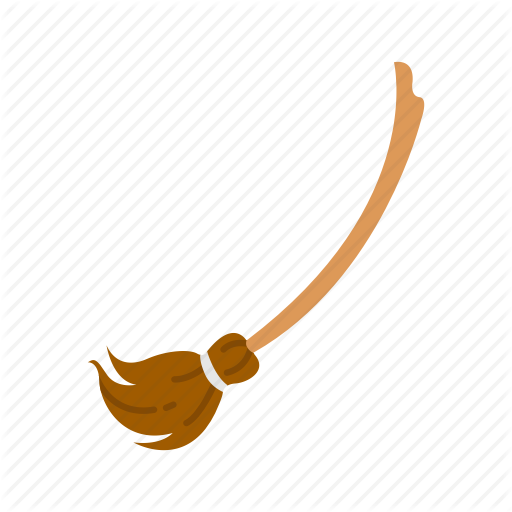 Broom, Broom Stick, Halloween, Witch Broom Icon