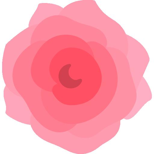 Rose Icon Flowers Set Freepik