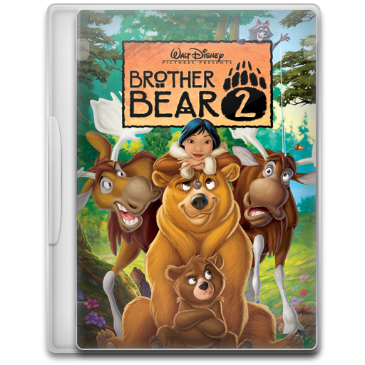 Brother Bear Icon Movie Mega Pack Iconset