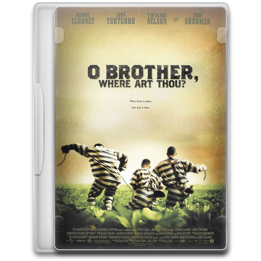 O Brother Where Art Thou Icon Movie Mega Pack Iconset