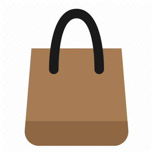 Bag, Brown, Commerce, E, Paper, Shop, Shopping Icon