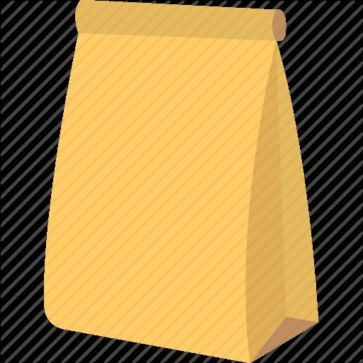 Brown Paper Bag, Brown Paper Lunch Bag, Food Package, Food