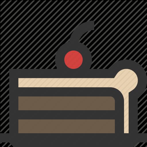 Apple, Brownie, Cake, Pie Icon