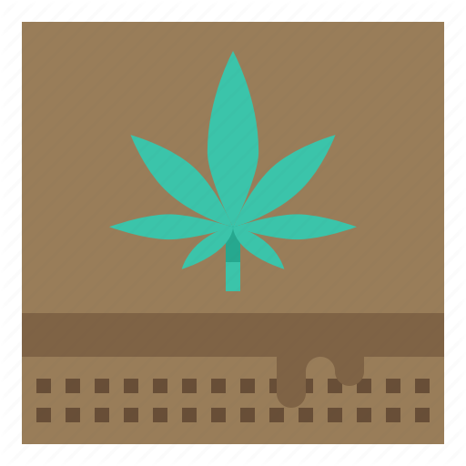 Brownie, Cannabis, Dessert, Marijuana, Sweet Icon