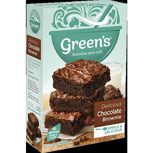 Green's Chocolate Brownie Mix
