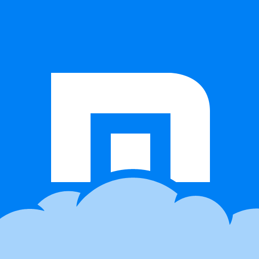 Maxthon Cloud Web Browser Icon
