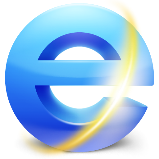 Internet, Explorer, Browser Icon