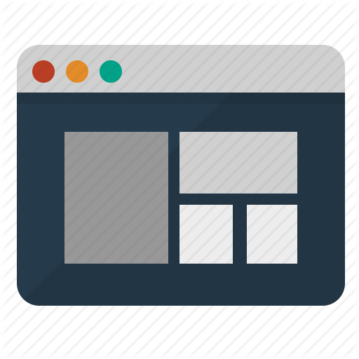 Web Browser Window Icon Free Icons