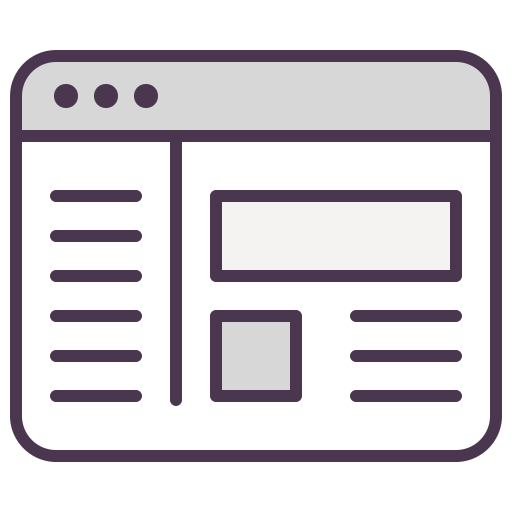 Window, App, Browser, Application Icon