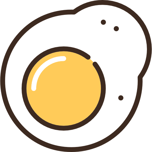 Fried Egg Icons Free Download