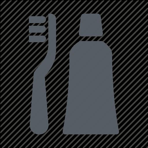 Bathroom, Brushing, Cleaning, Health, Teeth Icon