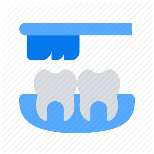 Brush, Cleaning, Hygiene, Oral, Teeth Icon