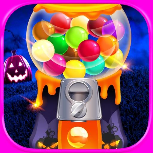 Halloween Bubble Gum Maker Kids Gumball Games Free