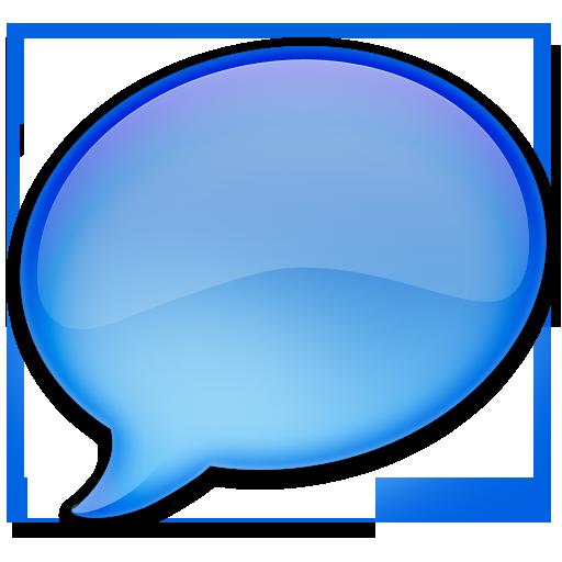 Aqua Bubble Icon