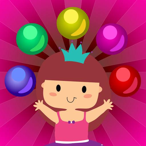 Princess Sofia Pop Bubble Wrap Shooter