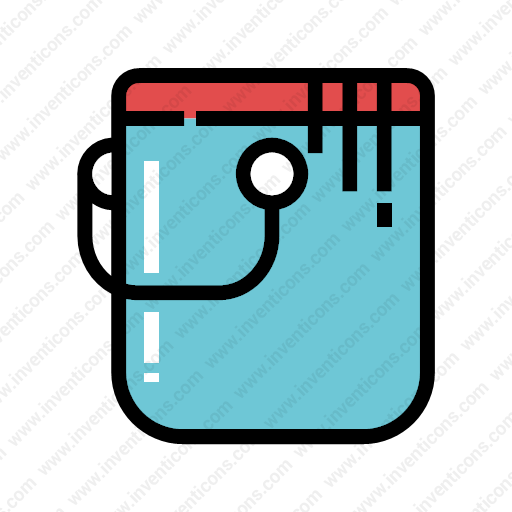 Download Color,bucket Icon Inventicons
