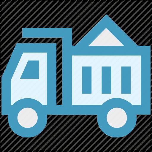 Construction, Heavy Machine, Heavy Vehicle, Loading, Transport