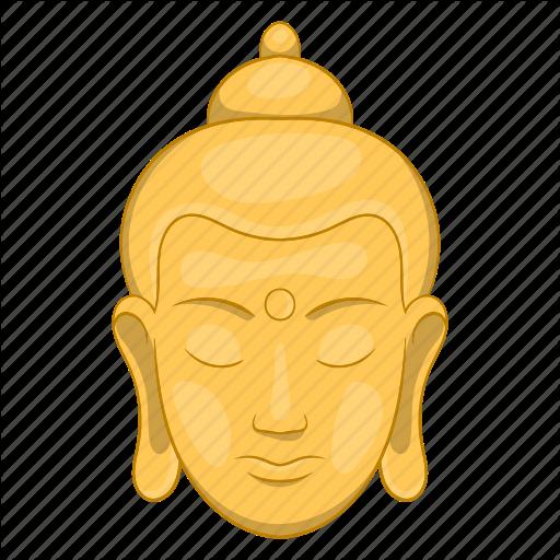 Buddha, Buddhism, Cartoon, India, Religion, Sculpture, Zen Icon