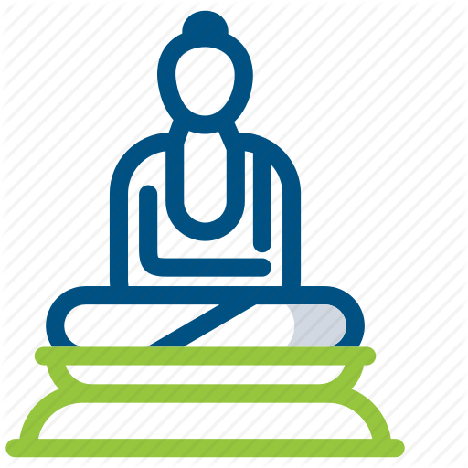 Buddha, Buddhism, Pray, Religion, Religious, Vihara Icon