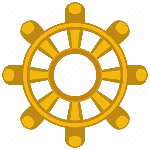Buddha, Religion, Sign Icon