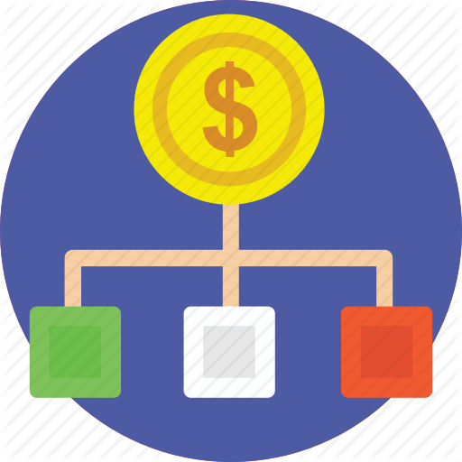Budget, Budget Allocation, Budgeting, Finance, Investment Icon