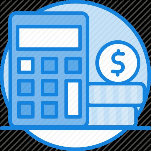 Budget, Budget Icon, Calculator, Coin, Dollar, Finance, Money