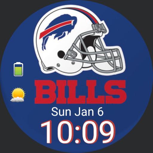 Buffalo Bills For G Watch R