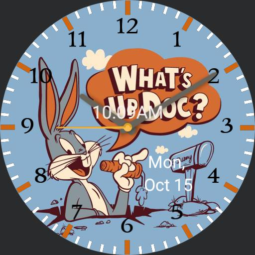 Bugs Bunny Whats Up Doc For Huawei Watch