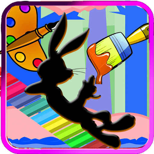 Coloring Book Free Bugs Bunny