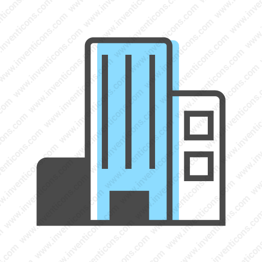 Download Office,building Icon Inventicons