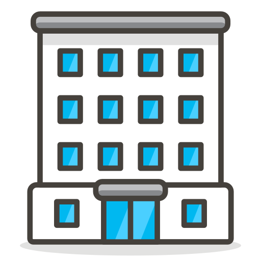 Office, Building Icon Free Of Free Vector Emoji