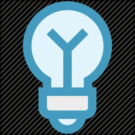 Bulb, Creative, Idea, L Light, Light Bulb Icon