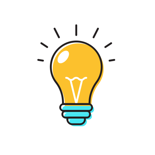 Light Bulb, Idea, Bulb, Idea Bulb Icon