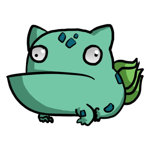 Sad Bulbasaur
