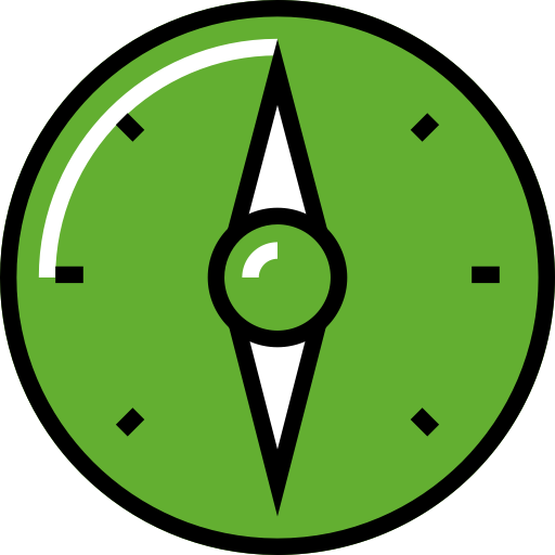 Compass, Go, Pokemon Icon