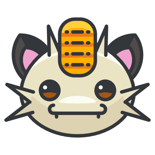 Meowth, Pokemon Go, Game Icon Free Of Go Icons