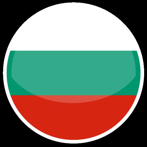 Bulgaria Icon Round World Flags Iconset Custom Icon Design