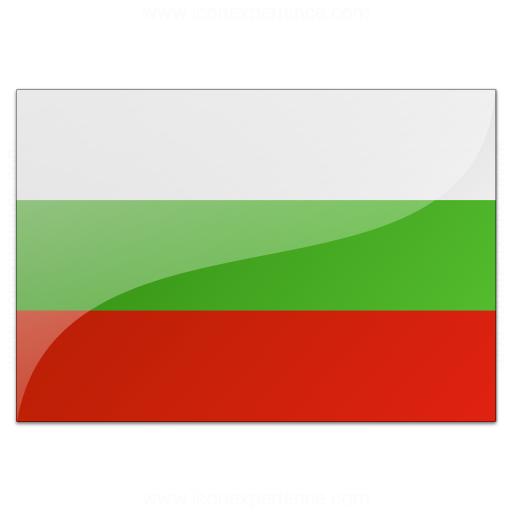 Iconexperience V Collection Flag Bulgaria Icon