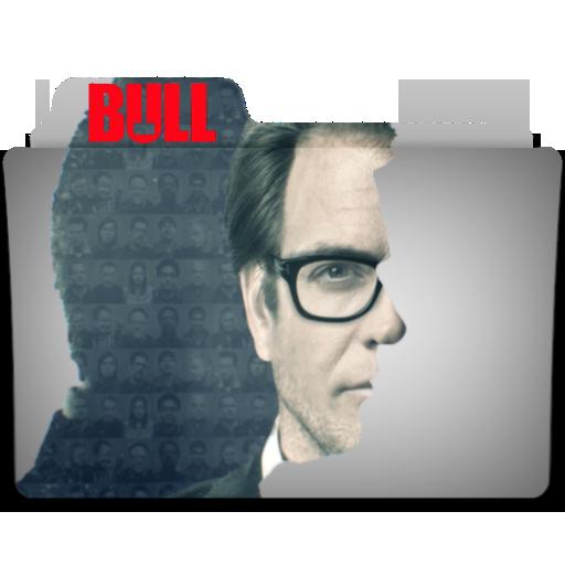 Bull Tv Series Folder Icon