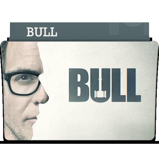Bull Folder Icon