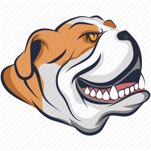 Animal, Bulldog, Bulldog Breed, Dog, Pet Icon