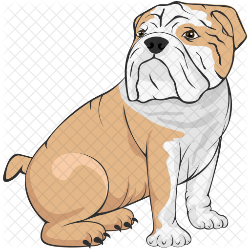 Collection Of Free Bulldog Cartoon Download On Ui Ex
