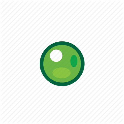 Bullet, Green, Point Icon