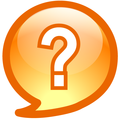Bullet Question Icon