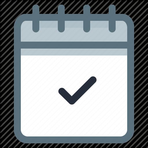 Agenda, Bulletin, Calendar, Diary, Event, Journal, Time Icon