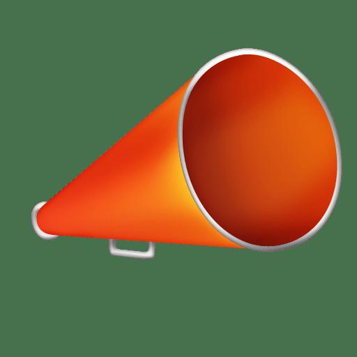 Bullhorn Icon Breaking The Code