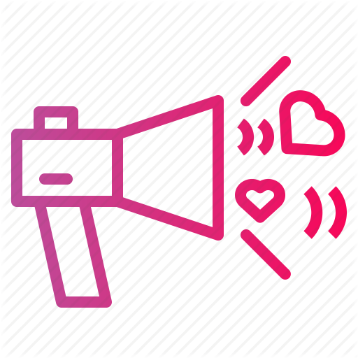Collection Of Free Megaphone Pink Download On Ui Ex