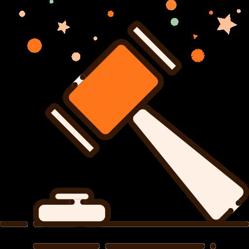 Bid Orange, Bid, Bullseye Icon Png And Vector For Free Download